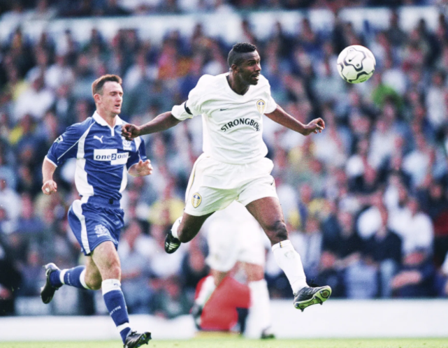 Lucas Radebe's Leeds United promoted back to Premier League after 16-year absence