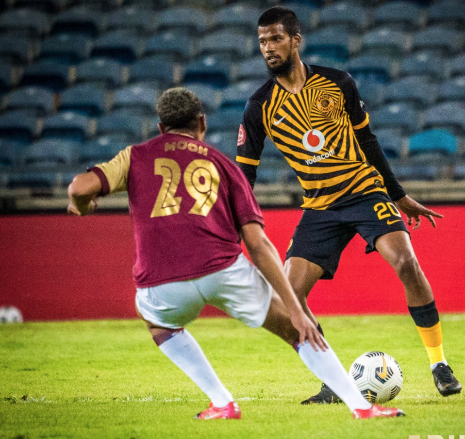 Kaizer Chiefs opened a six-point lead at the top