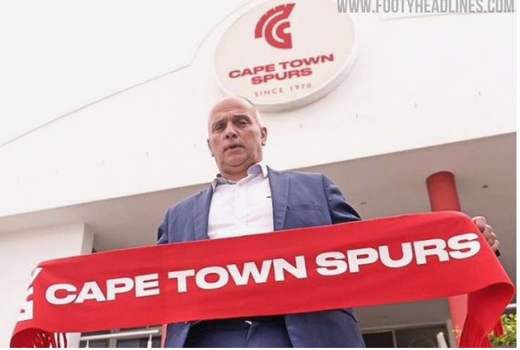 No More Ajax Cape Town: All-New Cape Town Spurs FC Launched