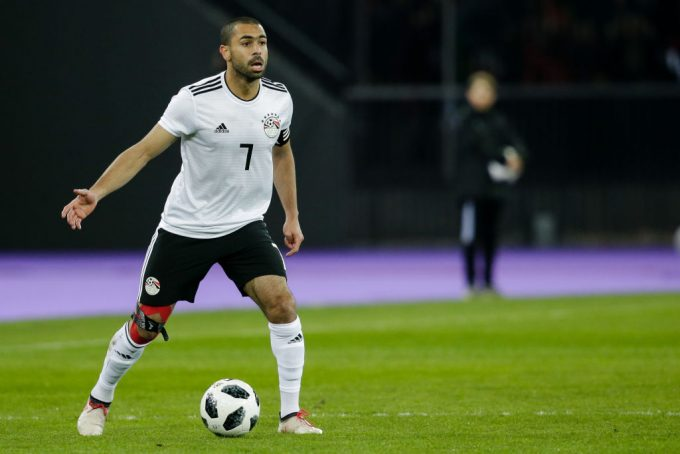 I refused to give up Egypt captaincy, says Ahmed Fathi