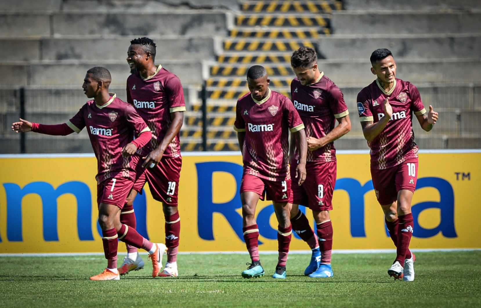 Stellenbosch FC secured a 2-0 victory over Chippa United