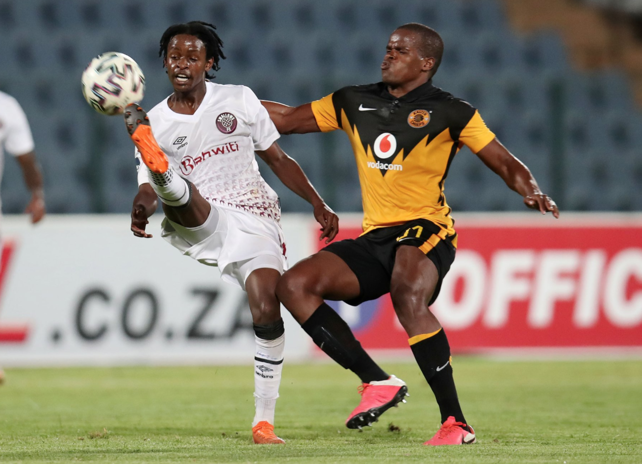 Swallows FC beat Chiefs to go top of the log
