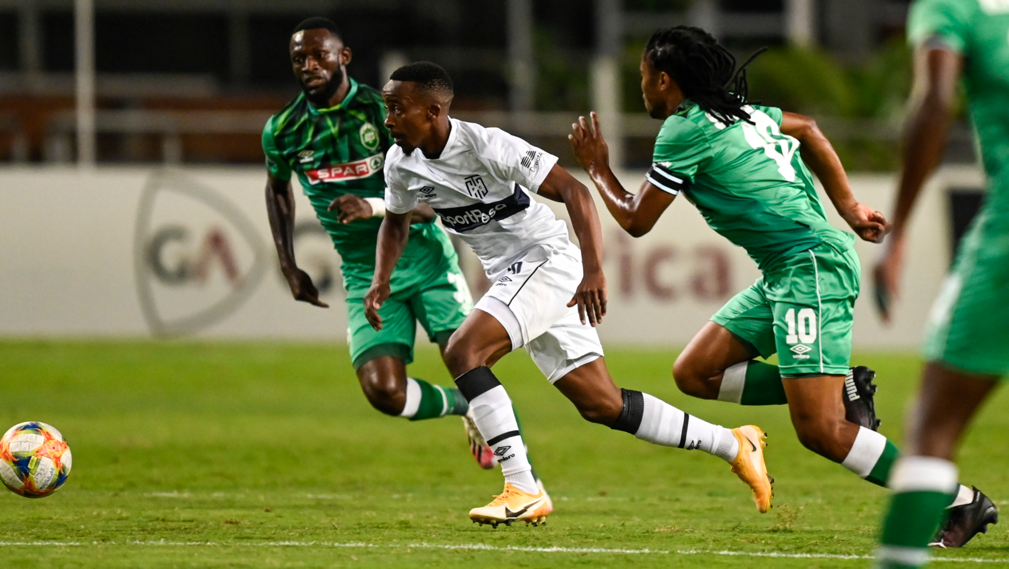 Cape Town City hold AmaZulu
