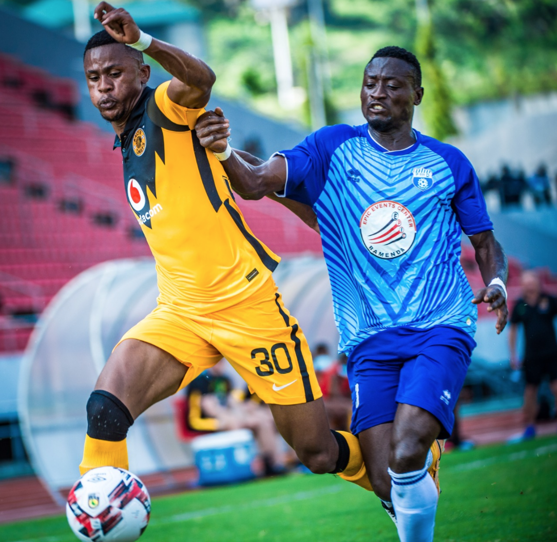 Chiefs win first leg in Champions League Preliminary