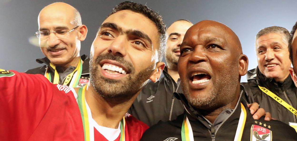 Pitso reach another milestone as Ahly wins Champions League title