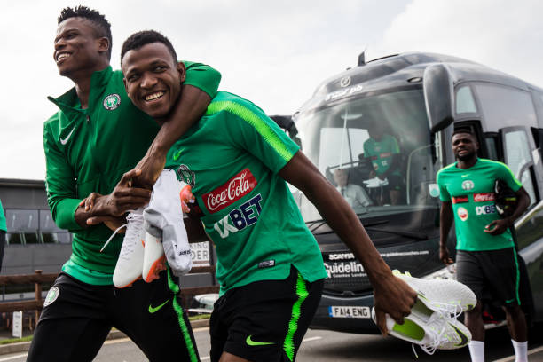 Abdullahi replaces injured Onyeka for Super Eagles AFCON qualifiers vs Sierra Leone