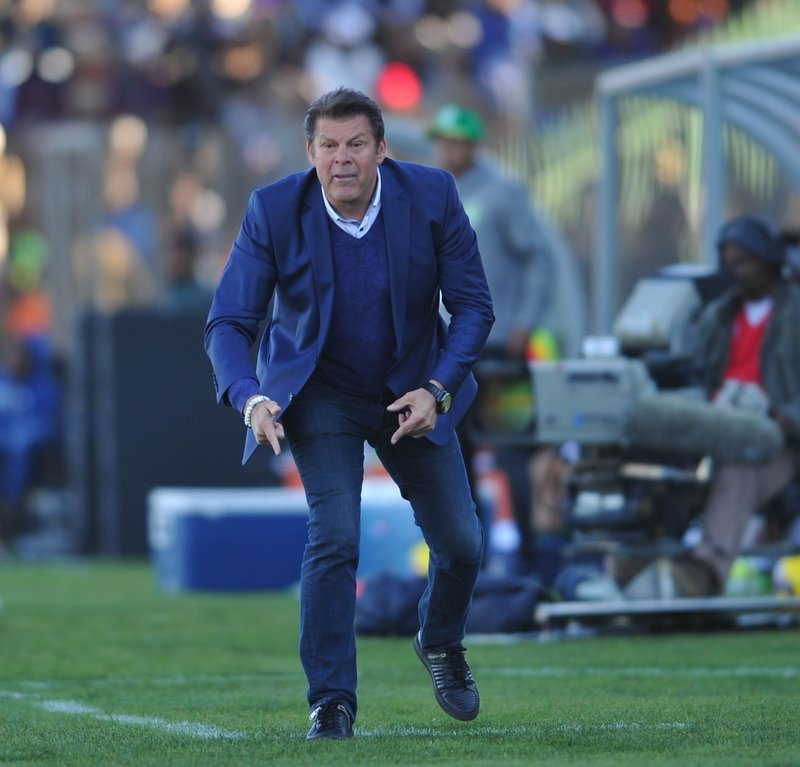 SAFA rejects Luc Eymael's appointment at Chippa