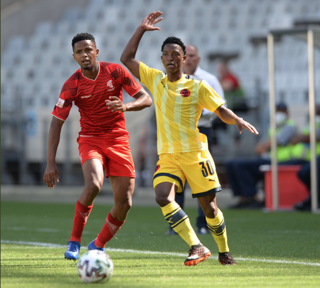 JDR Stars and Jomo Cosmos continue to lead the way in the 2020-21 GladAfrica Championship season