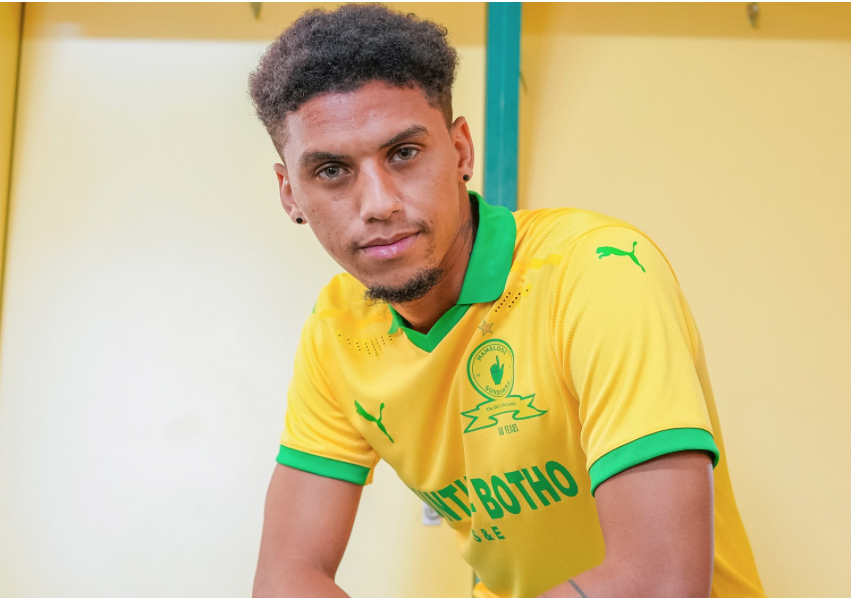 Maritzburg United's De Reuck joins Sundowns