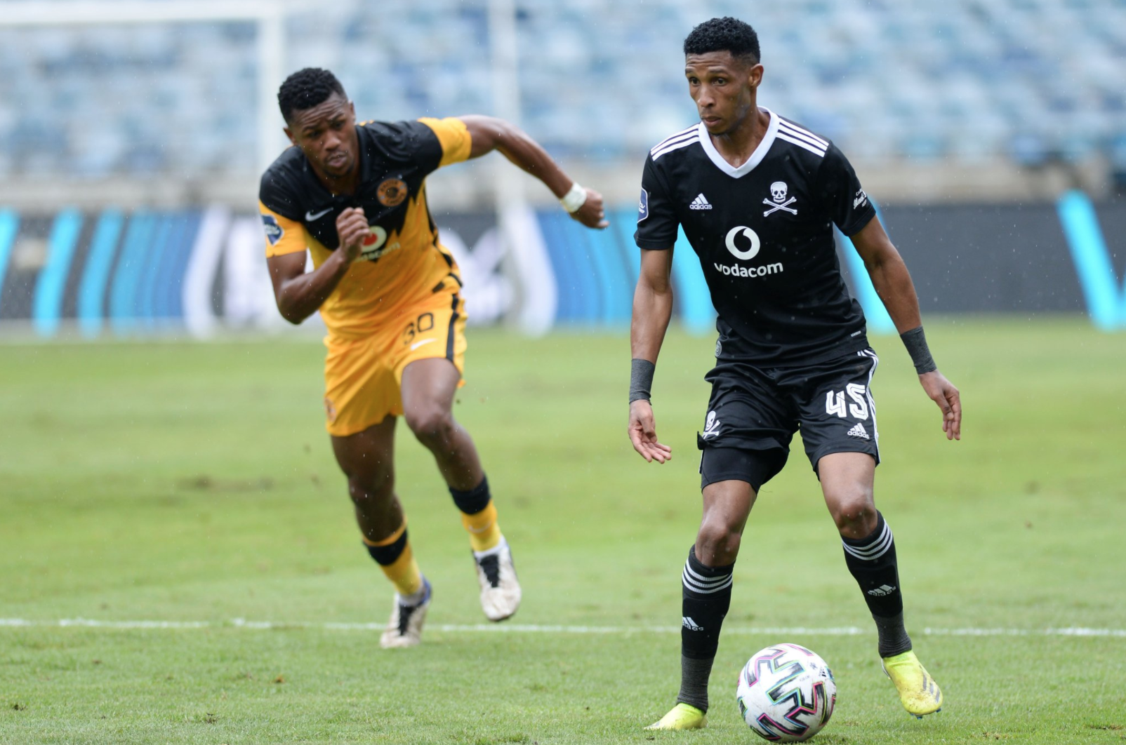 Orlando Pirates claimed Soweto derby bragging rights
