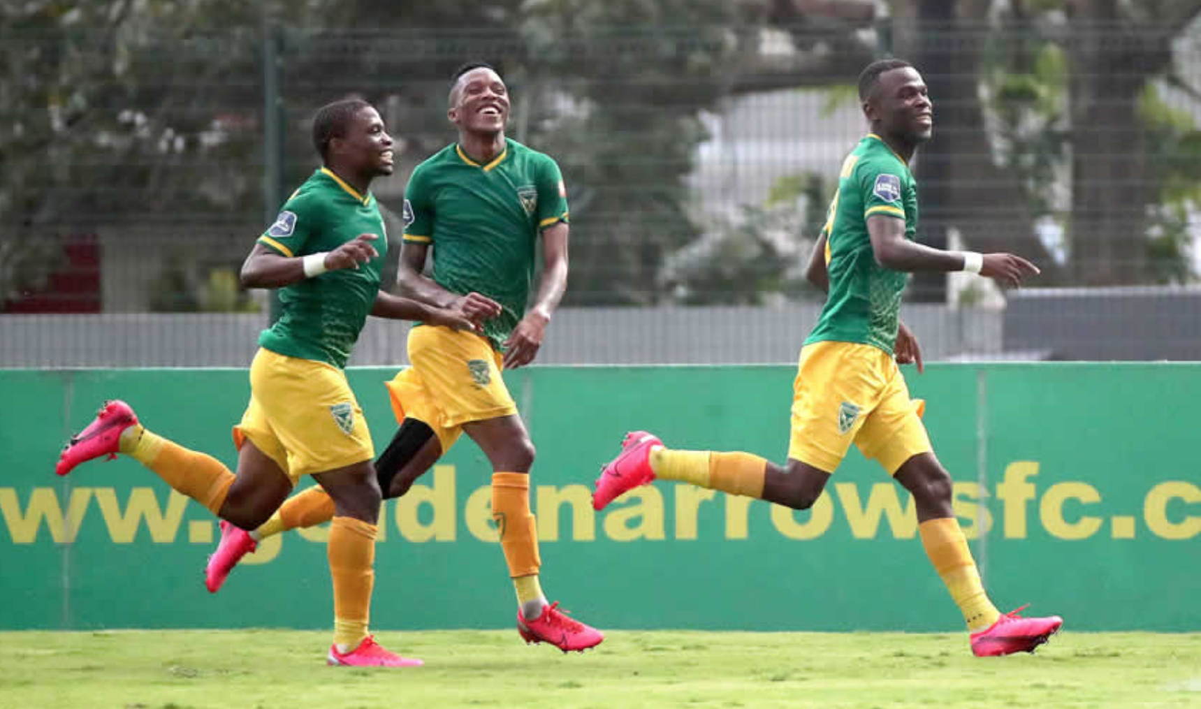 GOLDEN ARROWS COMEBACK ADDS TO MARITZBURG'S WOES