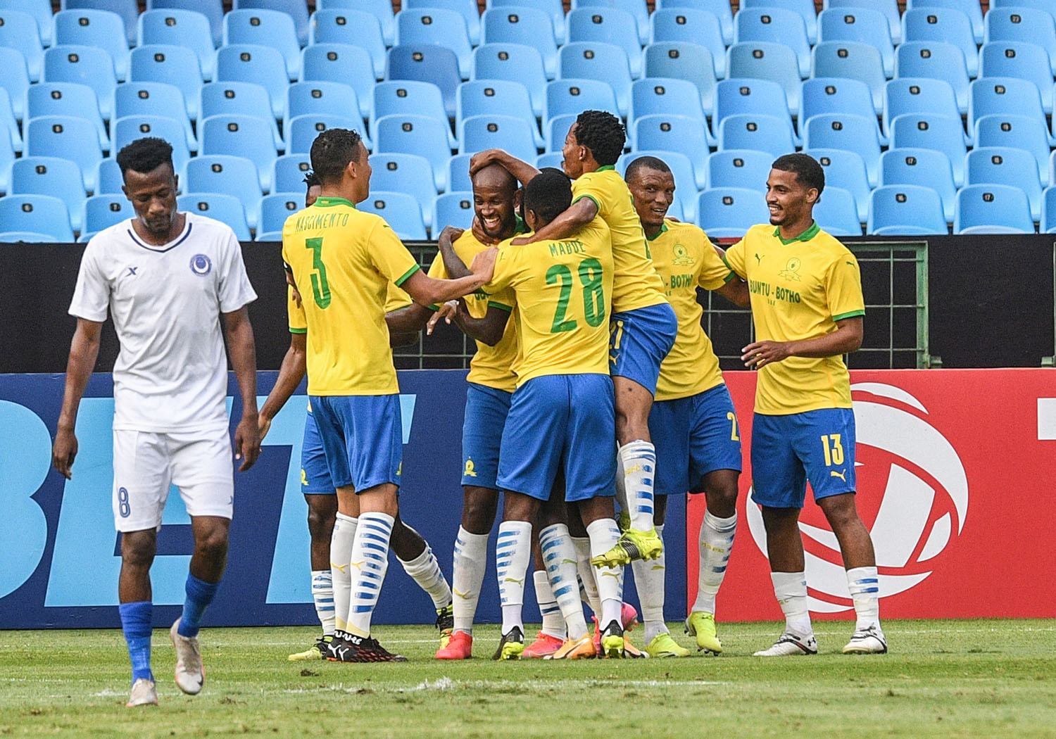 Masandawana kick off Group Stages with 2-0 Home Win
