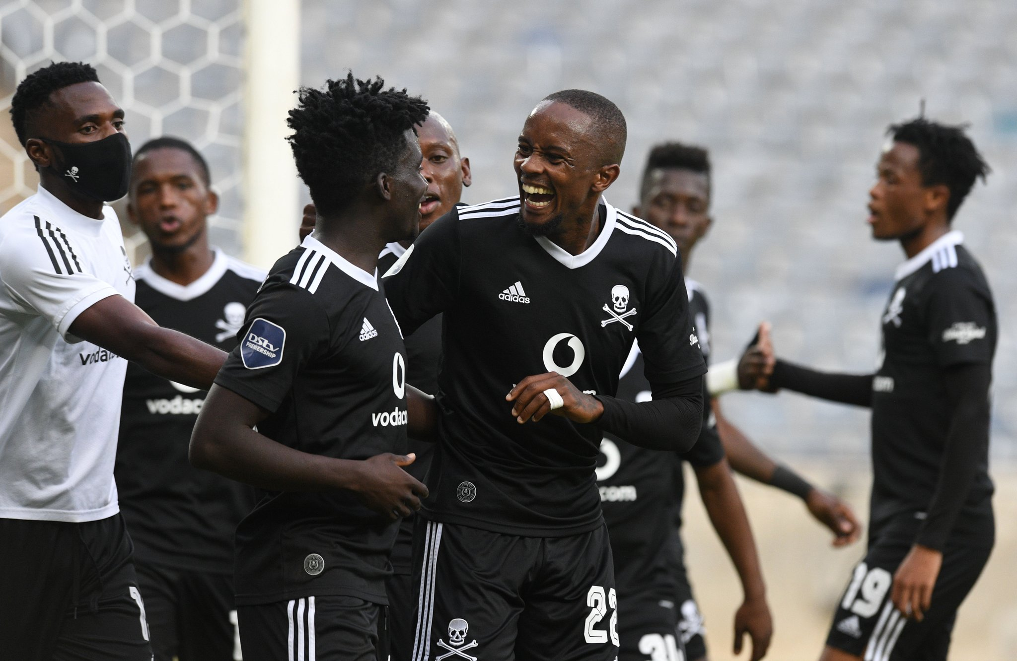 Bucs Ease Through to Confed Group Stage