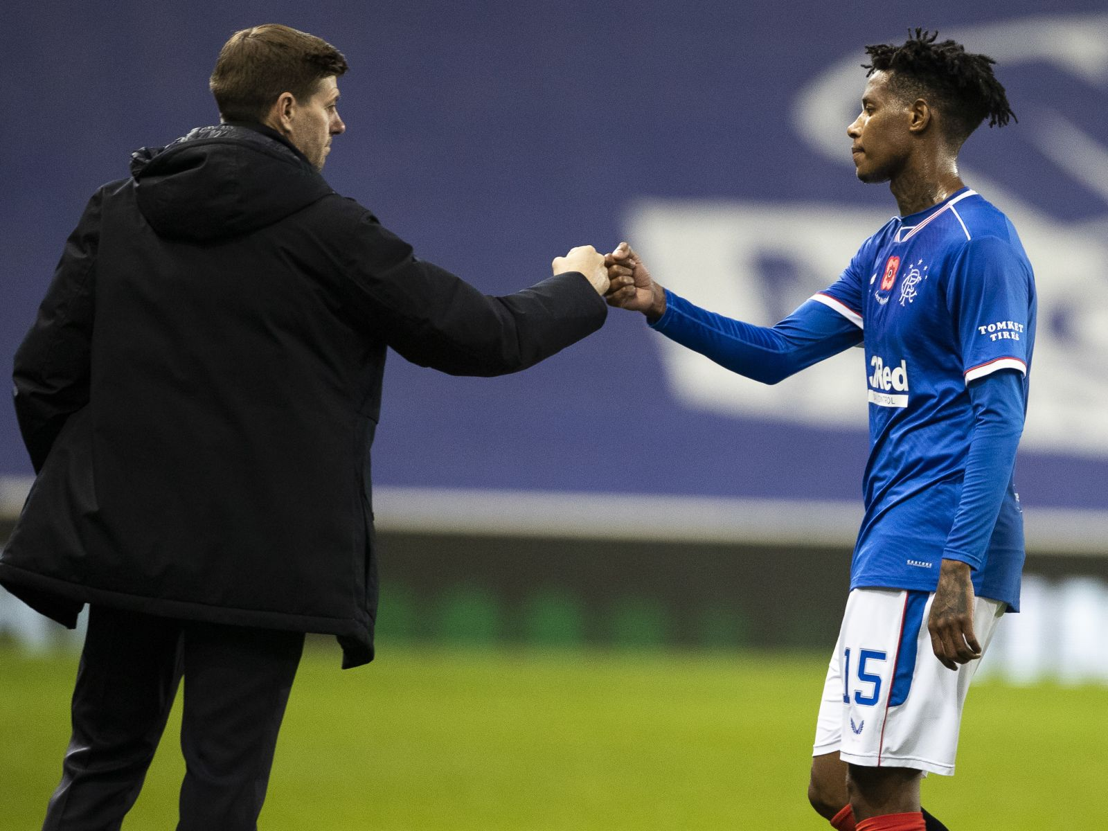 Zungu returns to action as  Rangers book last 16 Europa League place