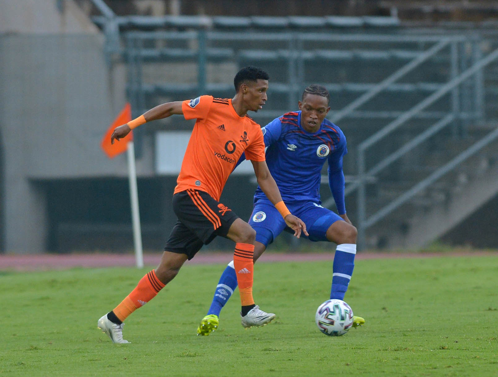 SuperSport United hold Pirates to a draw