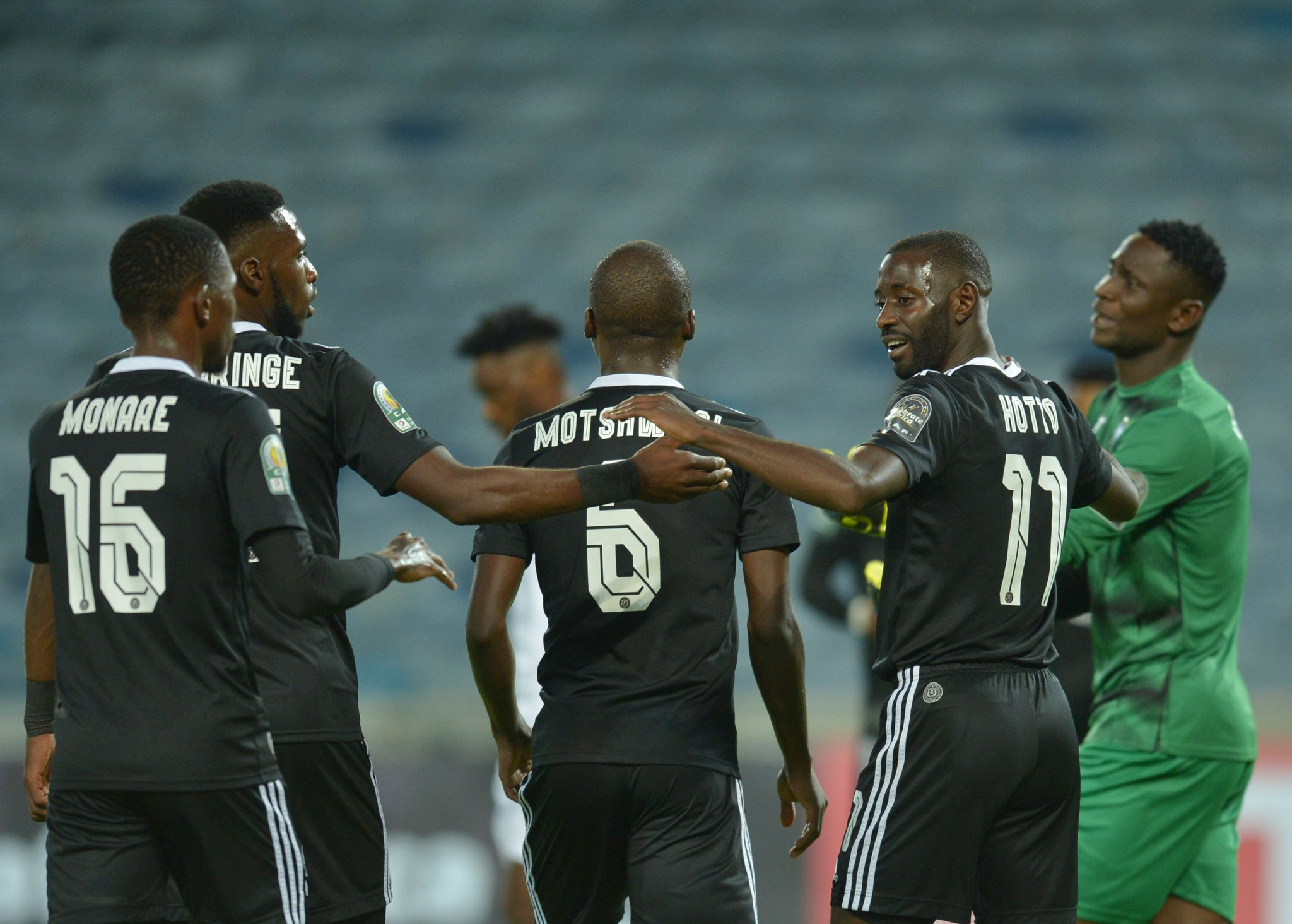Pirates down Enyimba in a dramatic style