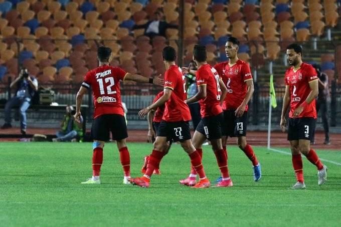 Pitso's Al Ahly claimed bragging rights after Cairo derby win