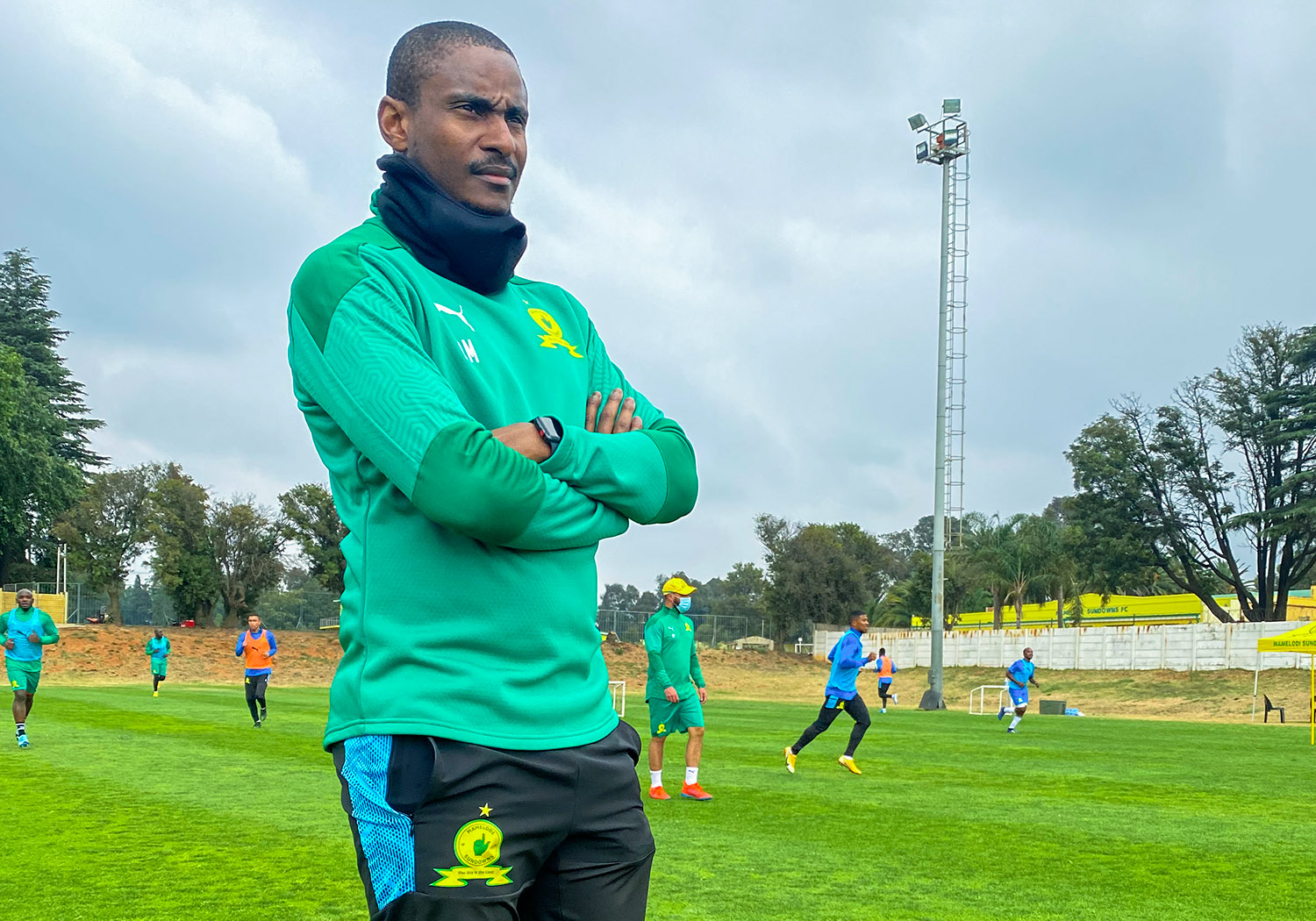 Sundowns Coach Rulani Mokwena Looks Ahead at TTM Clash