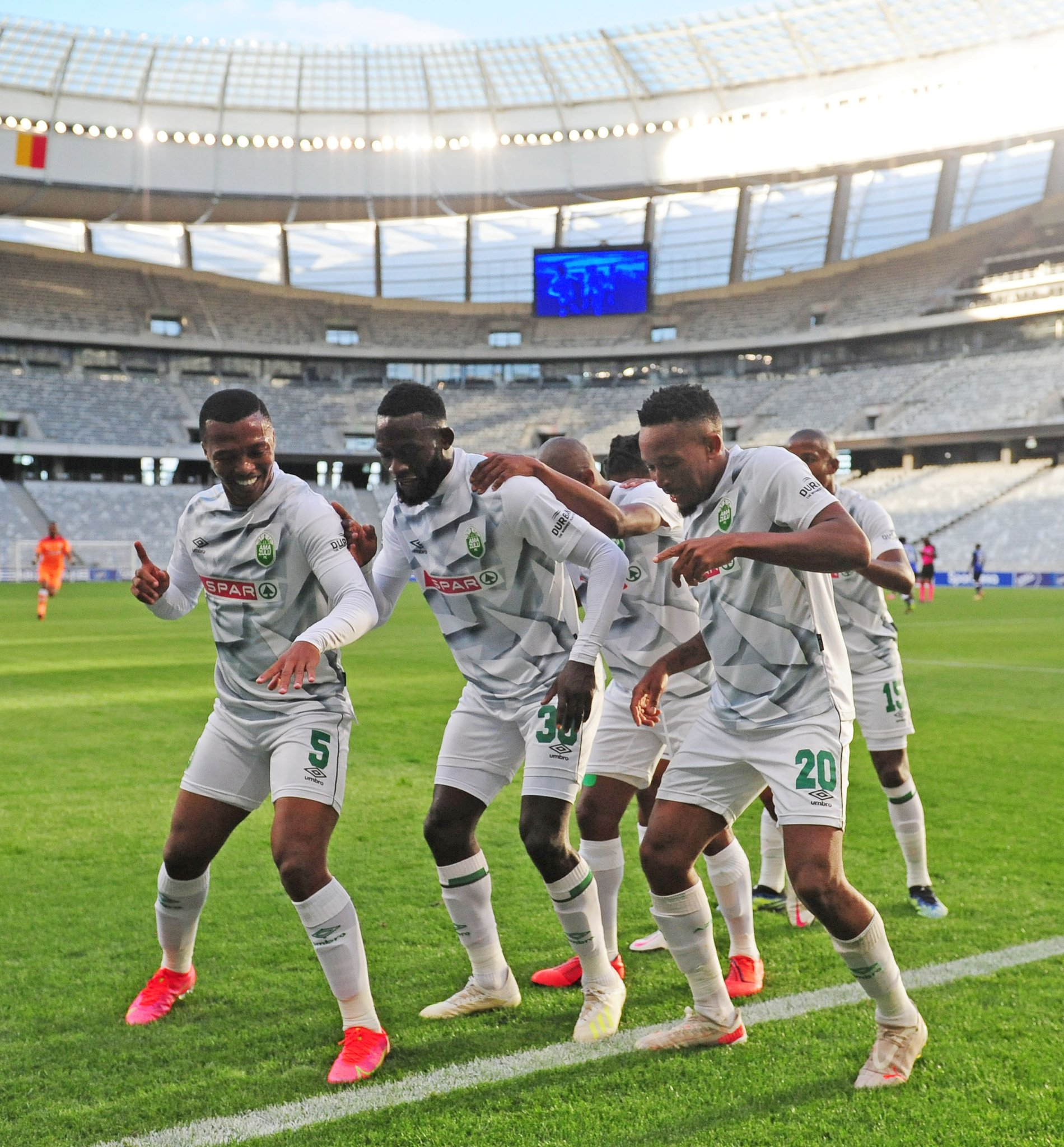 AMAZULU THUMP CITY TO BOOST TITLE HOPES