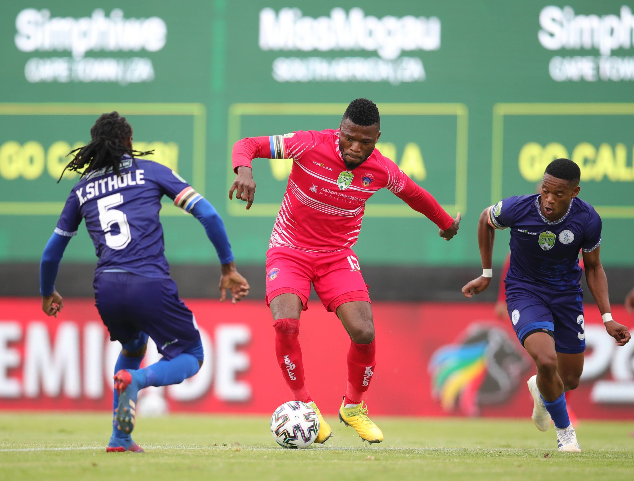 Mthethwa fires Chippa into Nedbank Cup final