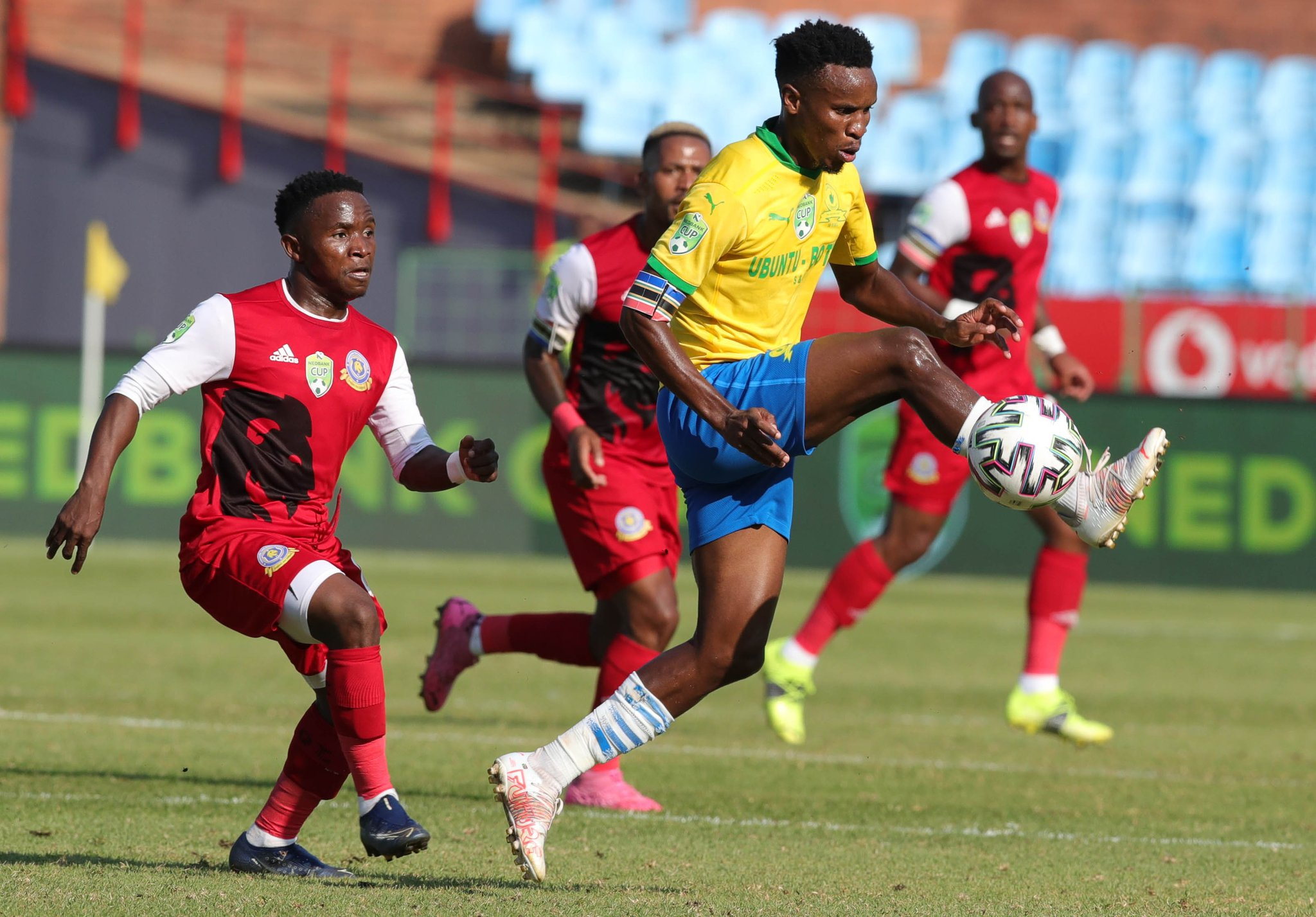 TTM STUN SUNDOWNS TO REACH NEDBANK CUP FINAL