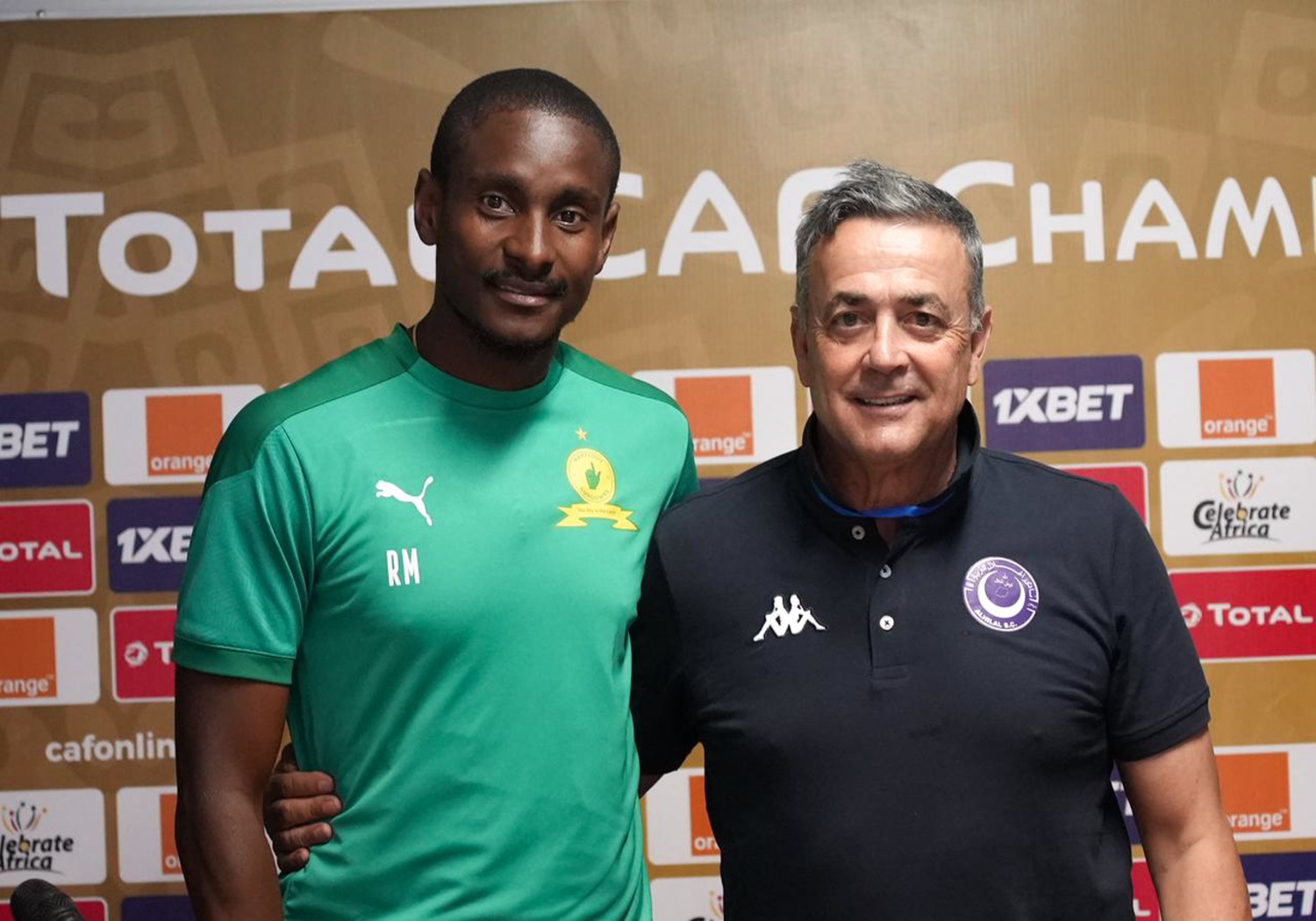 Coach Rulani Satisfied With Result Against Al Hilal