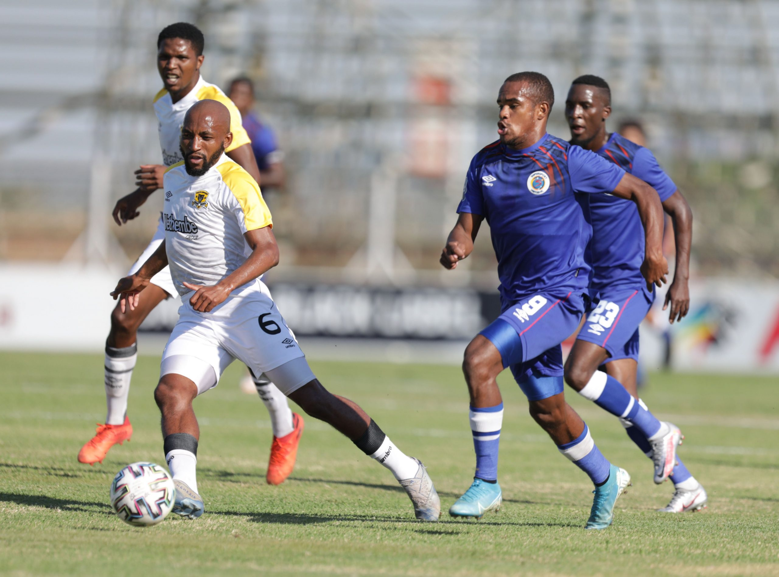 LEOPARDS, SUPERSPORT PLAY TO 1-1 DRAW