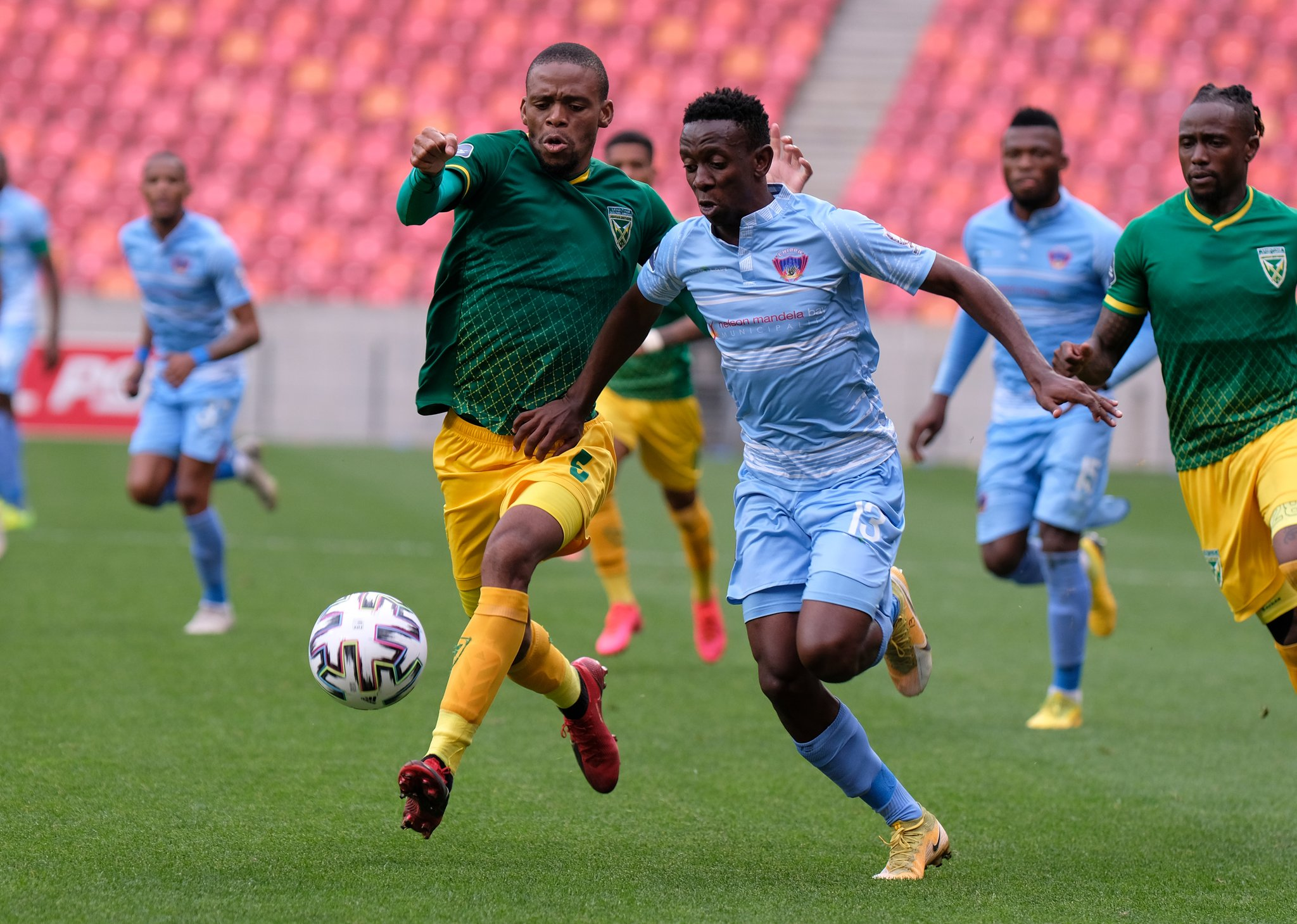 CHIPPA HOLD ARROWS TO EARN VALUABLE POINT IN PUSH FOR SURVIVAL