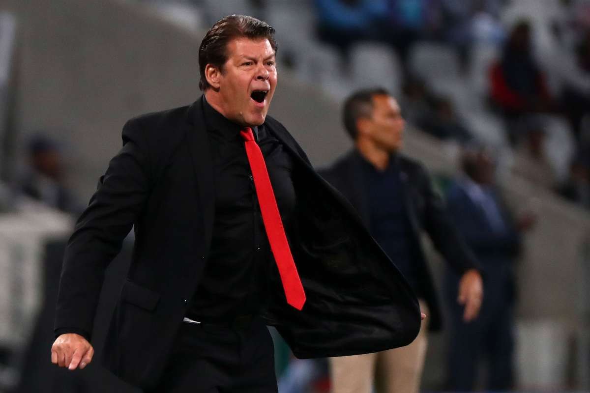 Luc Eymael joins Chippa United after Dan Malesela sacking