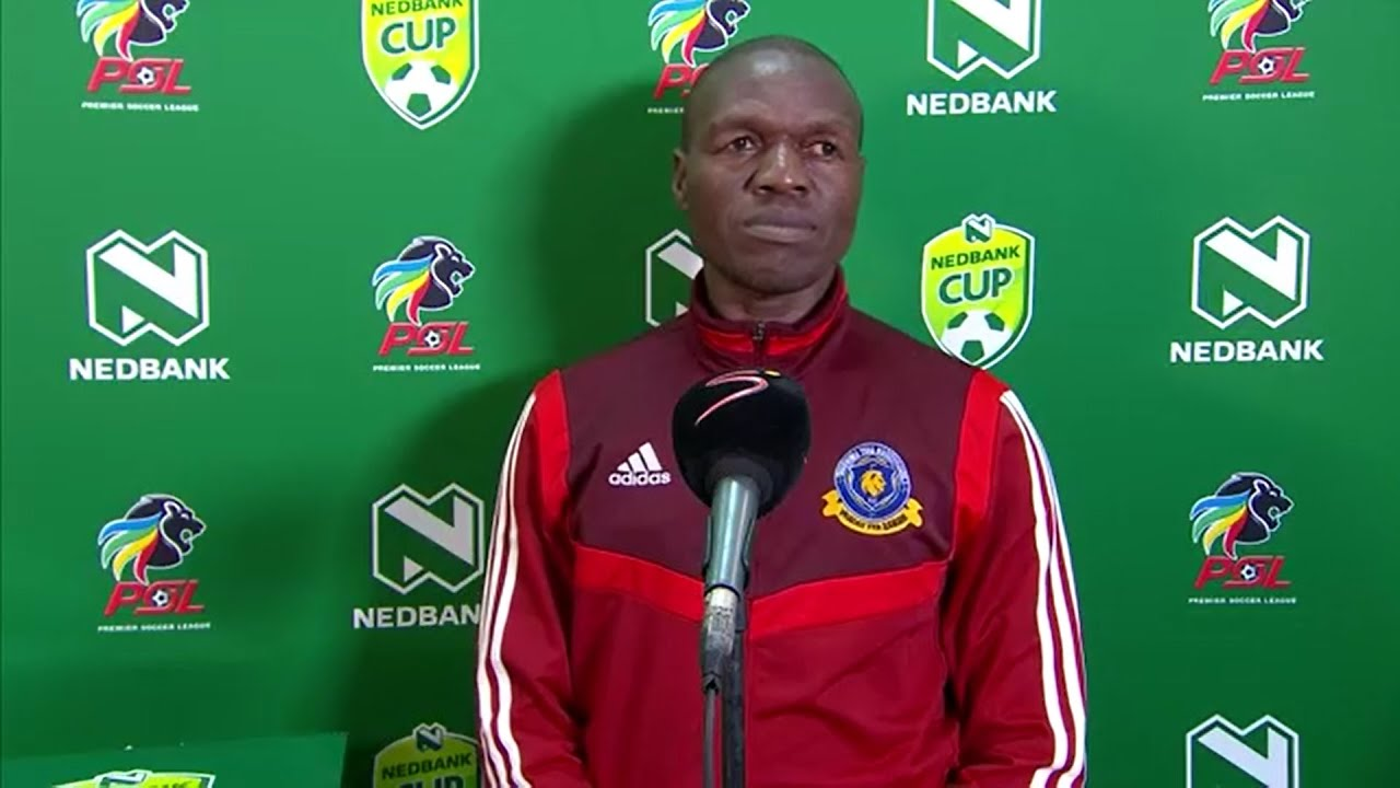 TTM co-coach Maleka 'We are in it to win it'