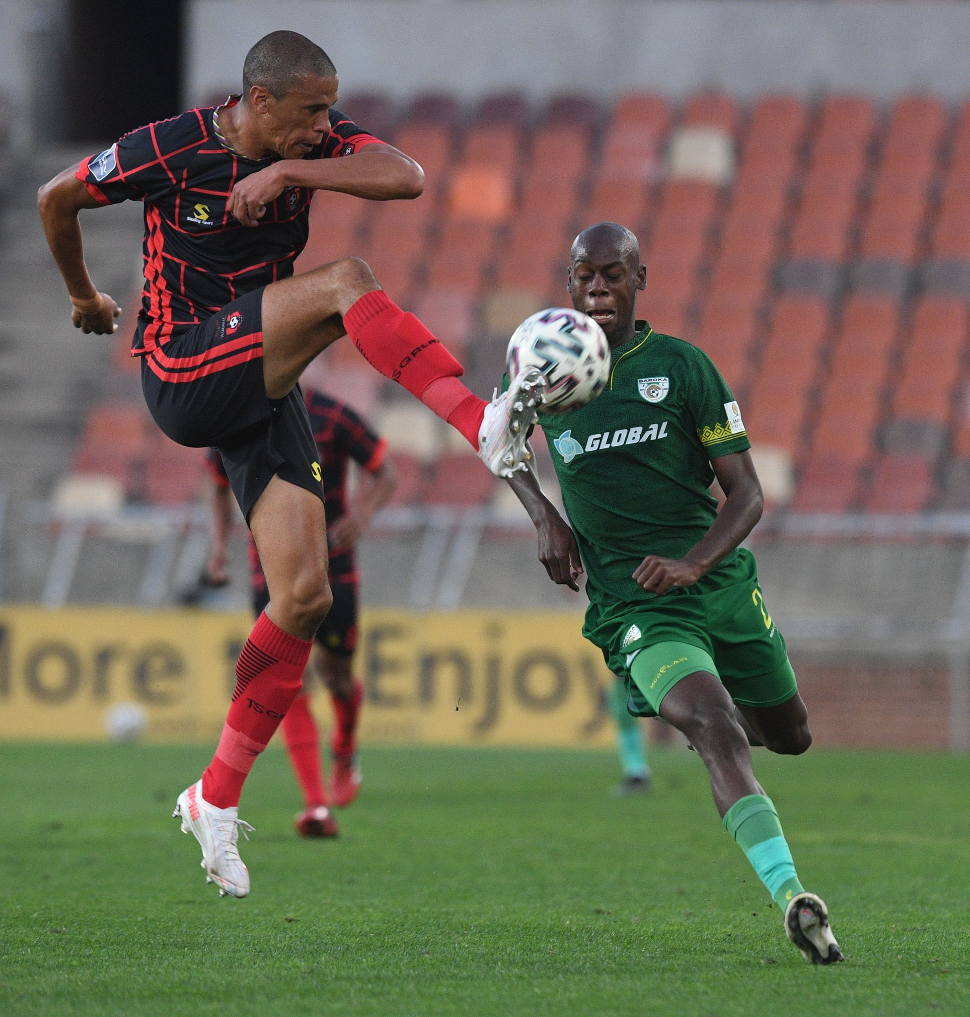TS GALAXY BEAT BAROKA AND MOVE BACK INTO TOP EIGHT
