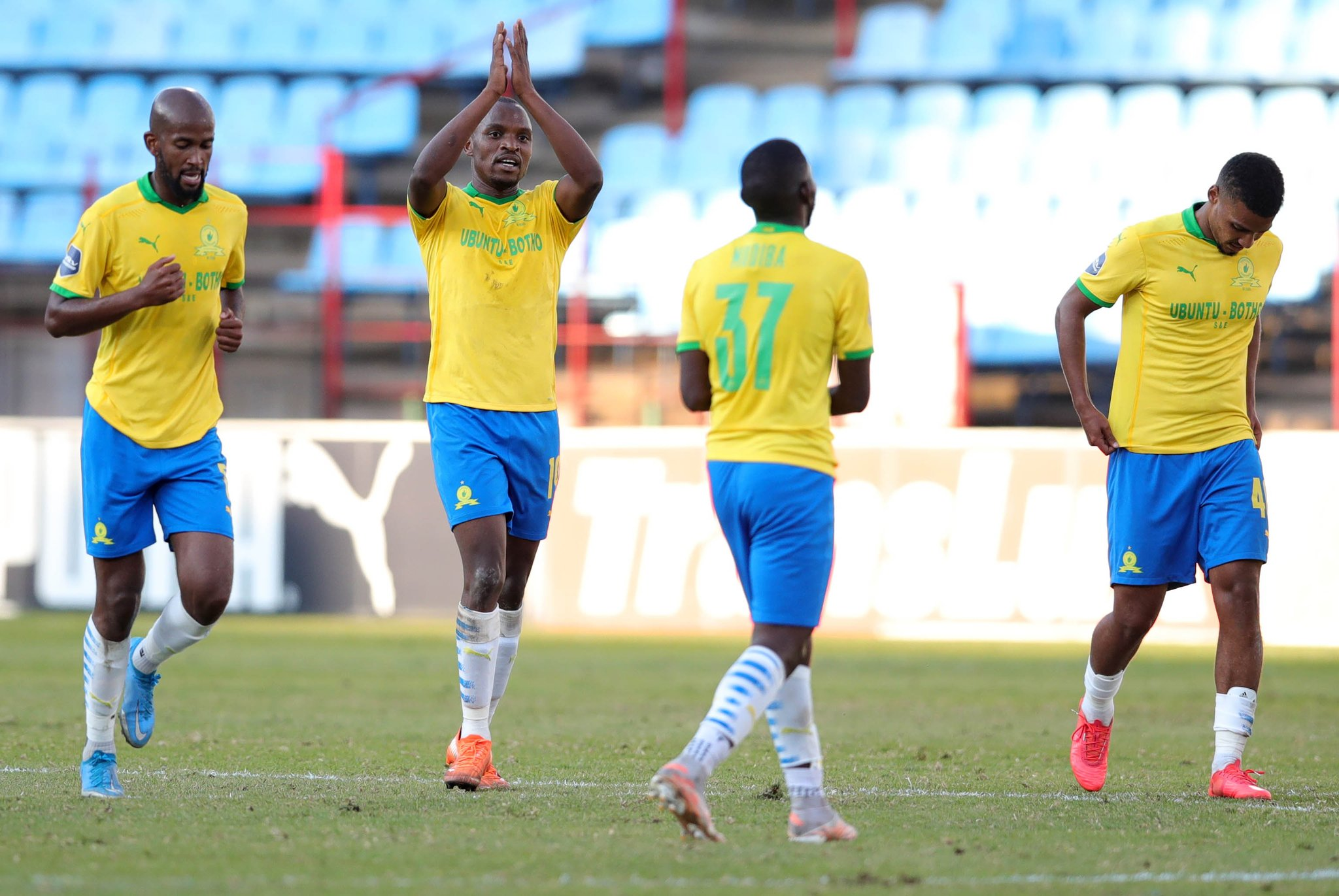 Masandawana Overcome Team Of Choice With Solid Team Display, go four points clear at the top