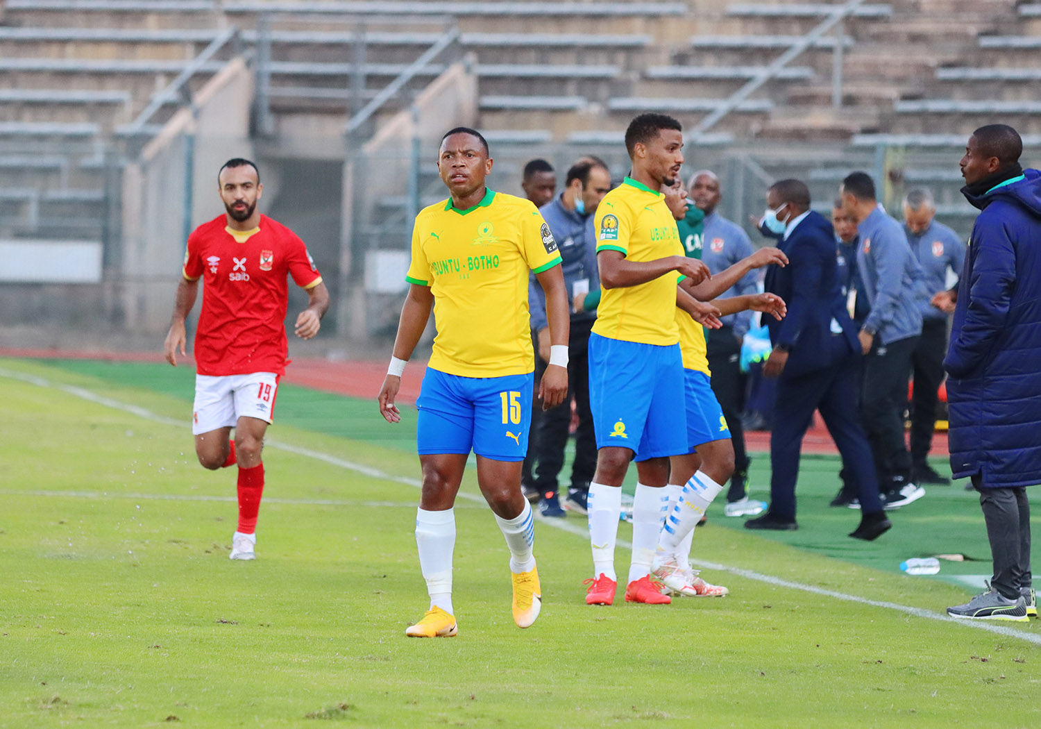 Mamelodi Sundowns Bow Out Of CAF Champions League