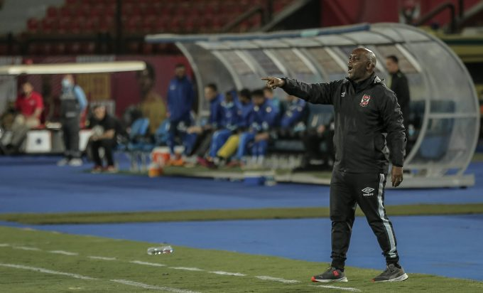 Mosimane wants Smouha player back at Al Ahly, club president says