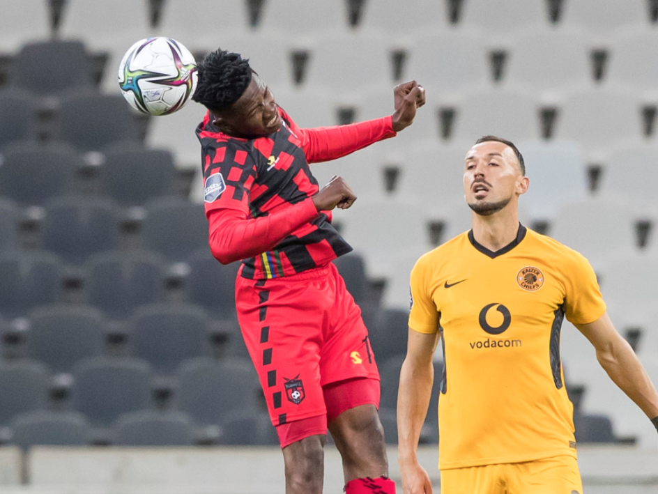 GALAXY, CHIEFS PLAY TO 0-0 DRAW IN MBOMBELA