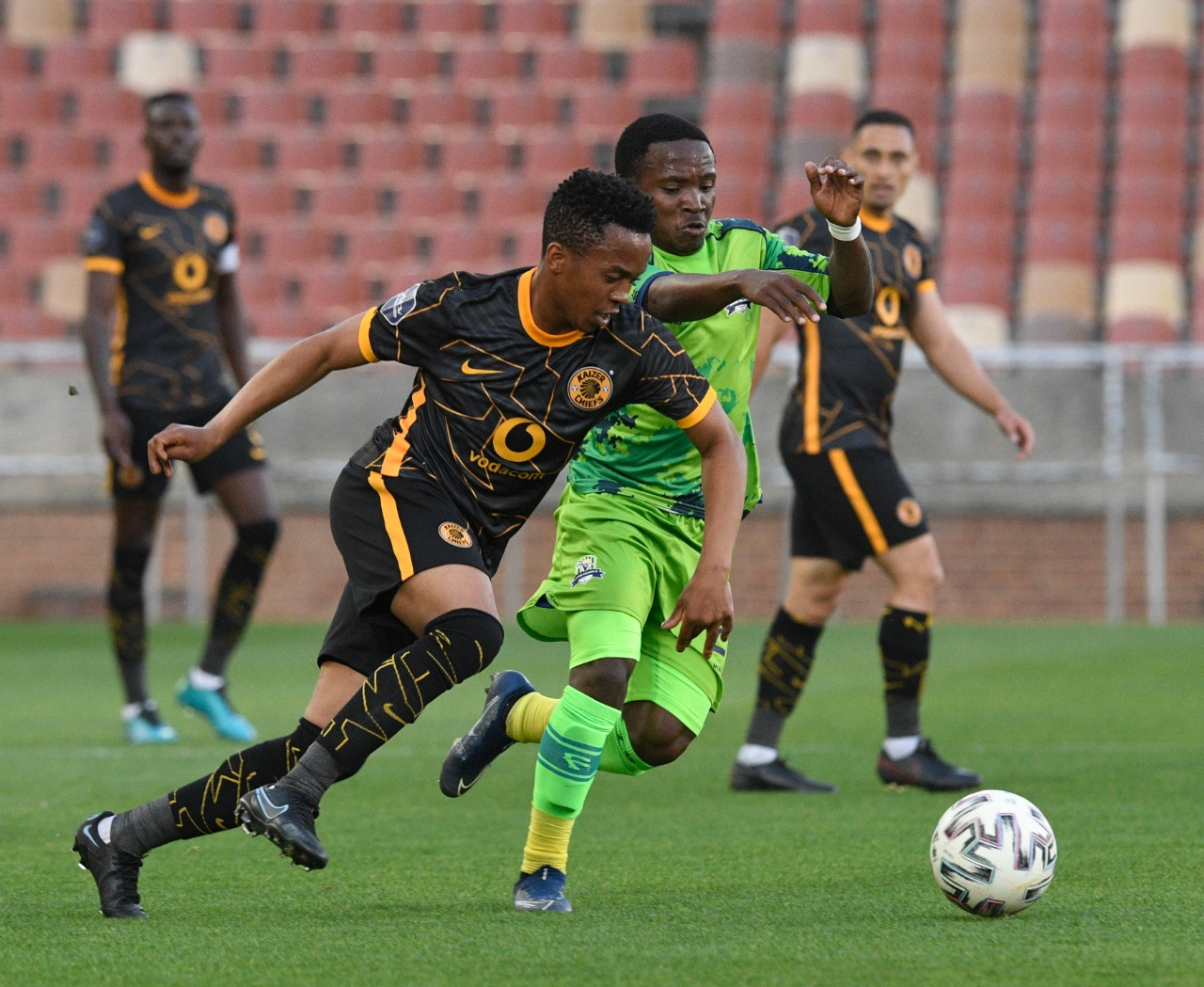 Chiefs in stalemate with Gallants