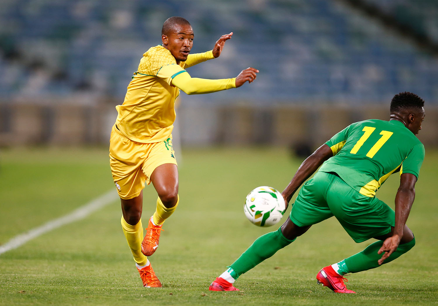 Brazilians On National Duty As World Cup Qualifiers Begin