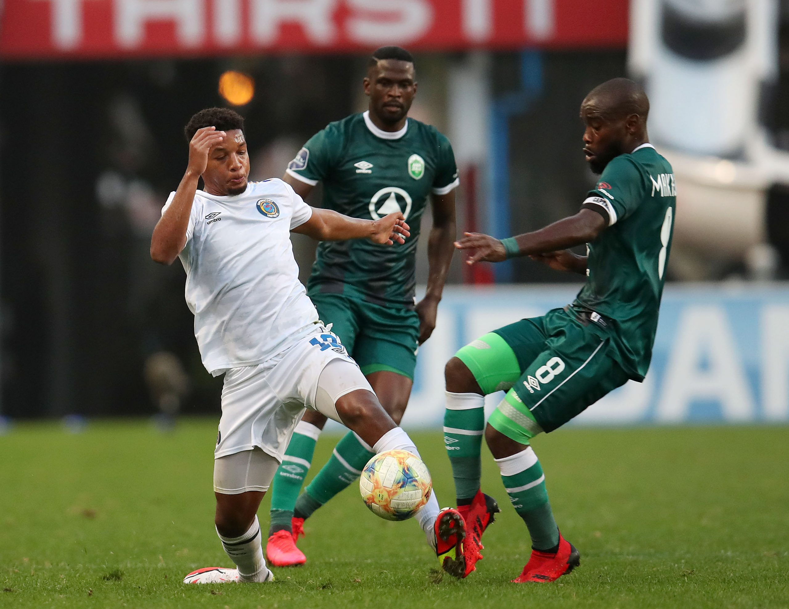 AmaZulu's woes continued when they were held by SuperSport United