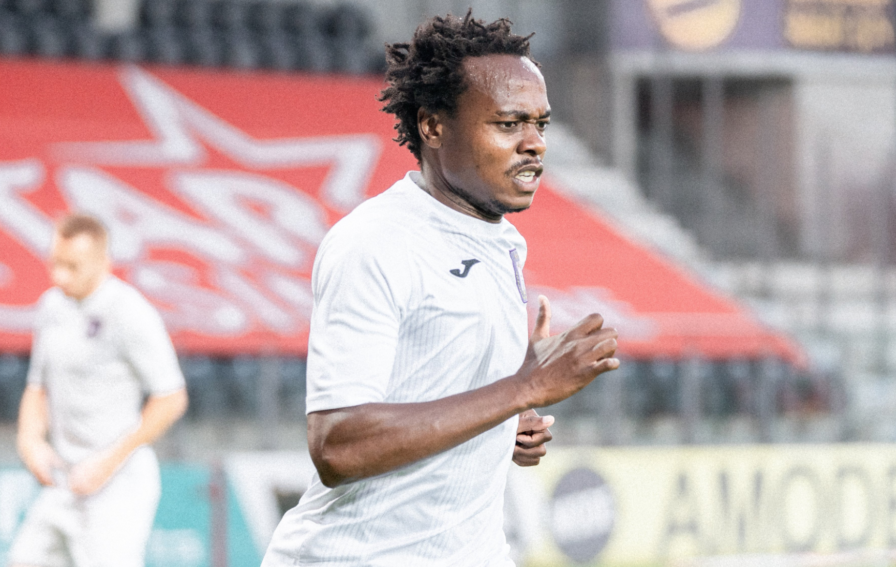 Percy Tau continues to shine