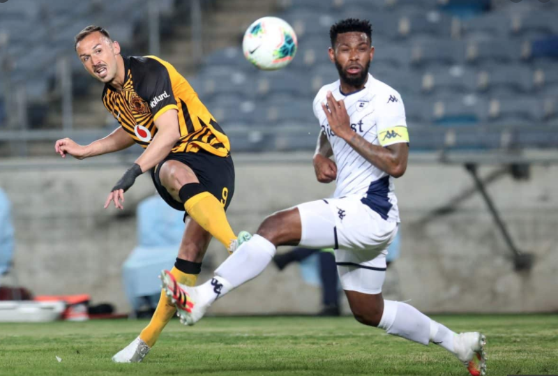 Bidvest Wits claimed a 1-0 win to dent Kaizer Chiefs' hopes of winning the league
