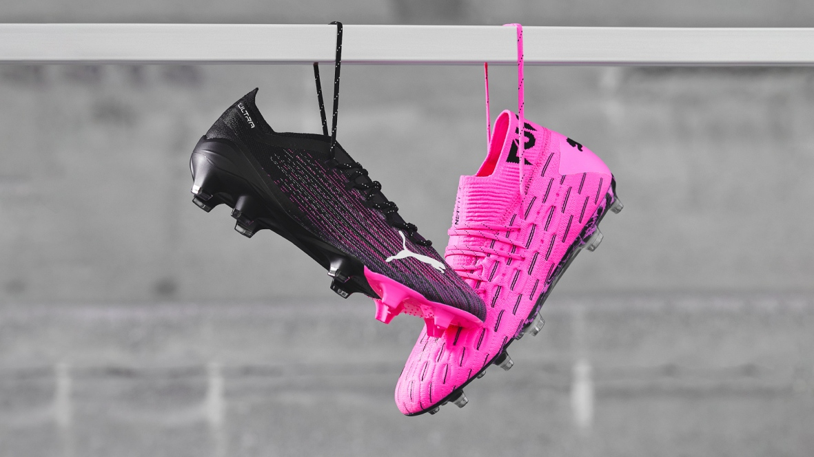 PUMA GO LIGHTS OUT WITH TURBOCHARGED EDITIONS OF THE ULTRA AND FUTURE