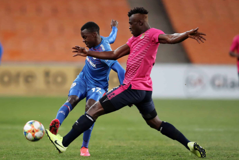 SUPERSPORT TO DEFEAT LEOPARDS