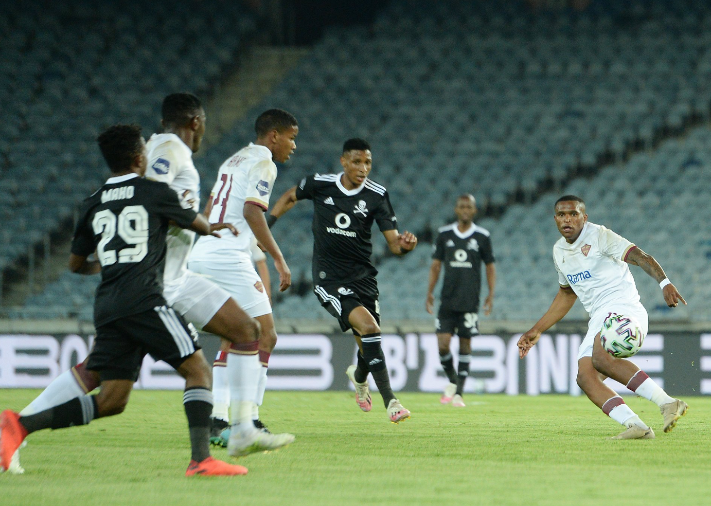 Pirates Share Spoils Once More