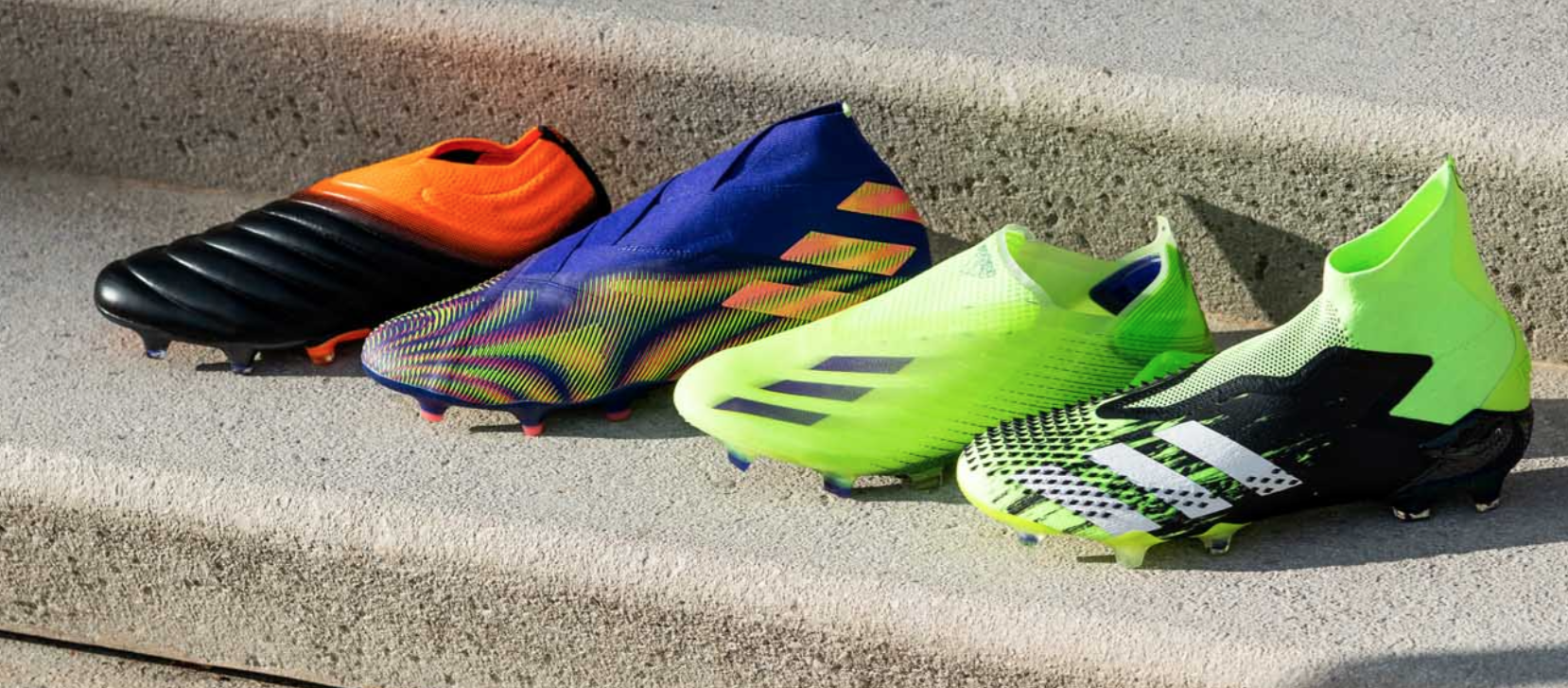 adidas Launch 'Precision to Blur' Pack