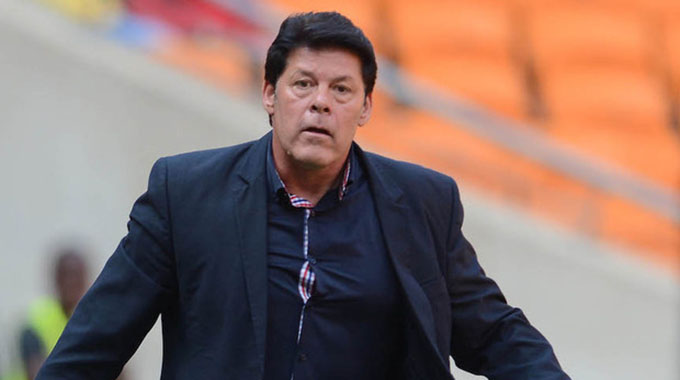 Eymael's appointment as Chippa's new coach was rescinded.