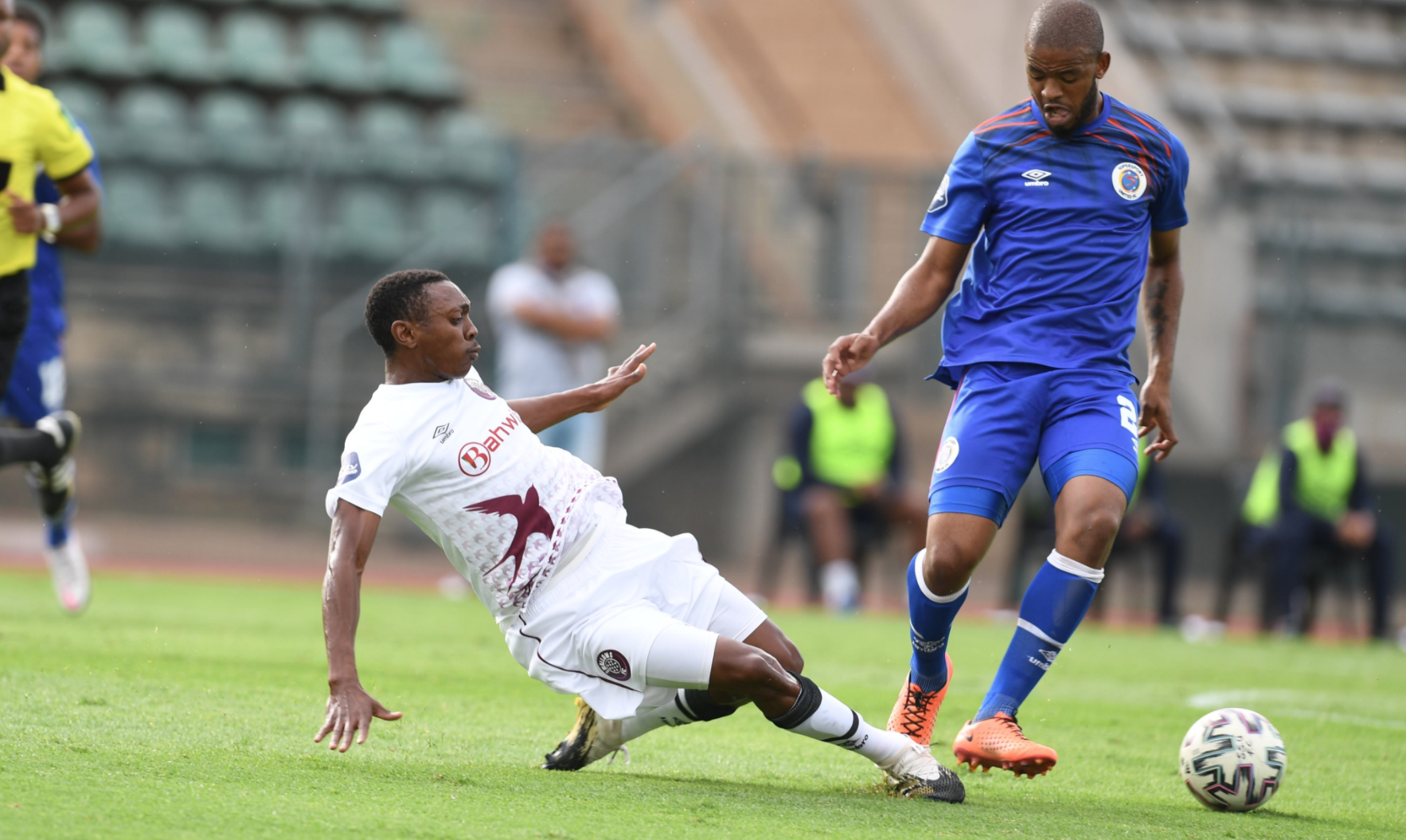Swallows FC Hold Superspot United to extended their unbeaten start to the DStv Premiership season