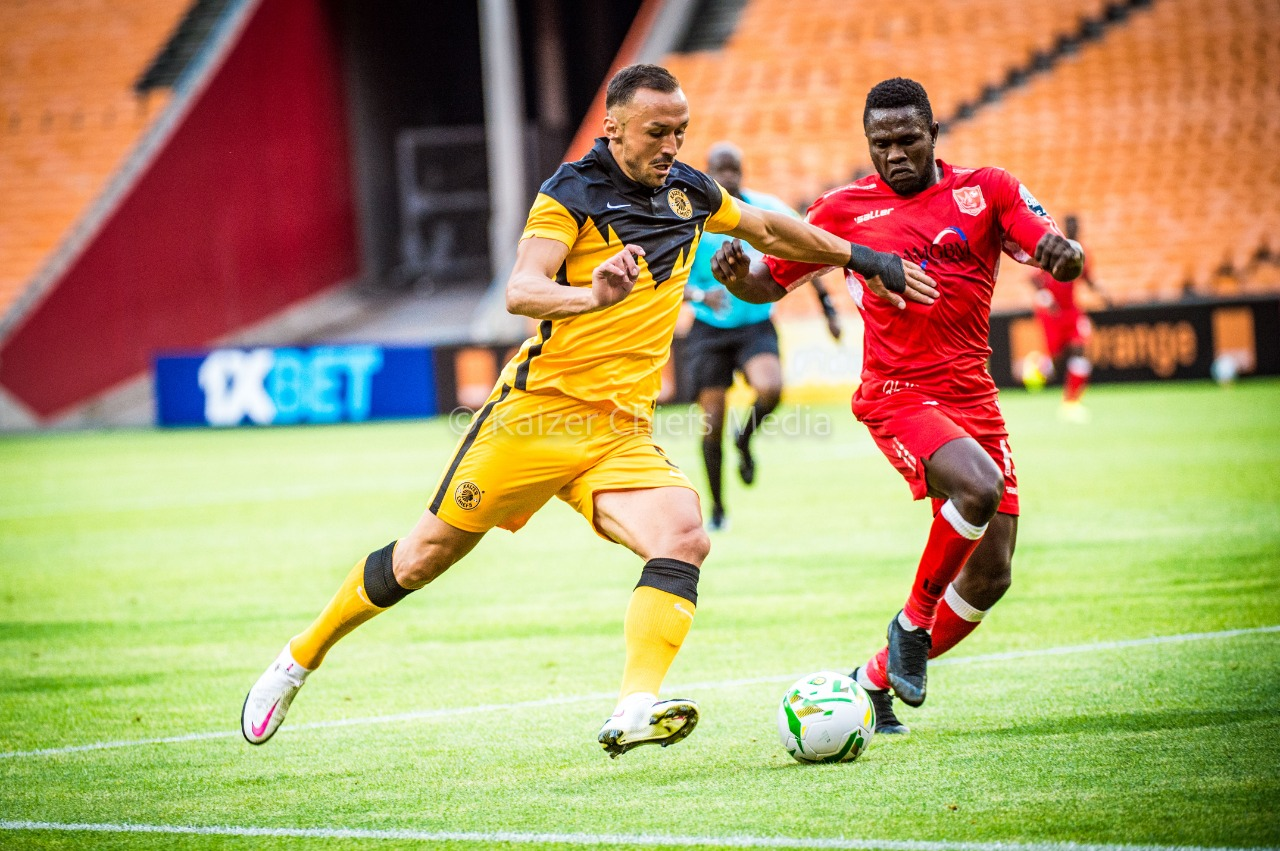 Chiefs pick up a point against Horoya in Champions League