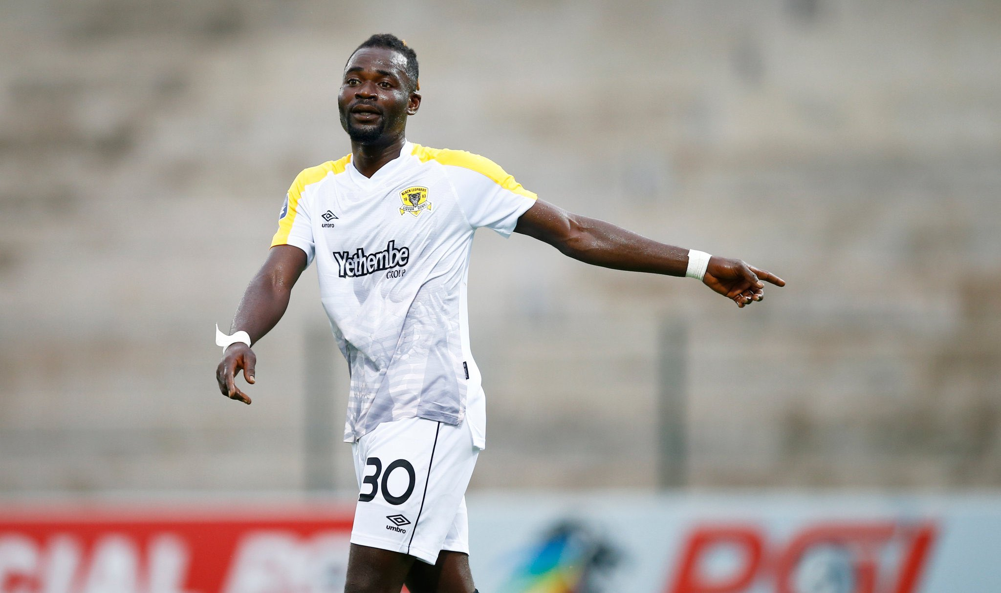 ANAS DOUBLE HELPS LEOPARDS DOWN ARROWS