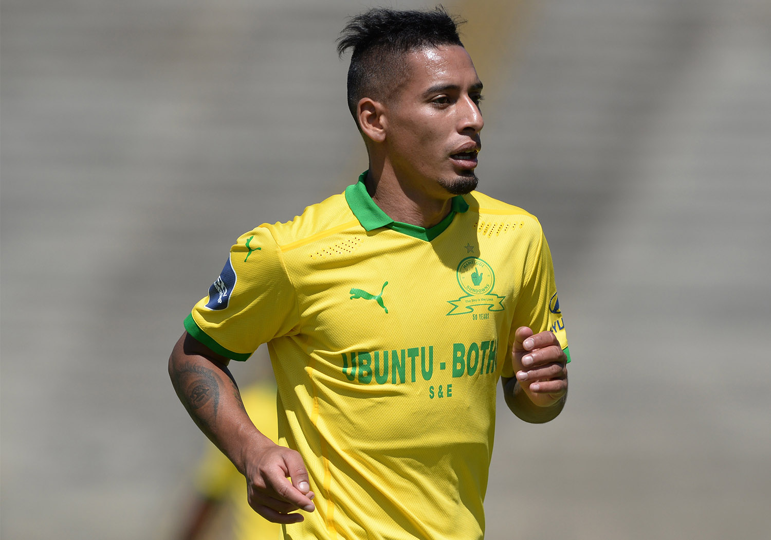 Gaston Sirino: Sundowns is a Great Team and Winning is Part of our DNA
