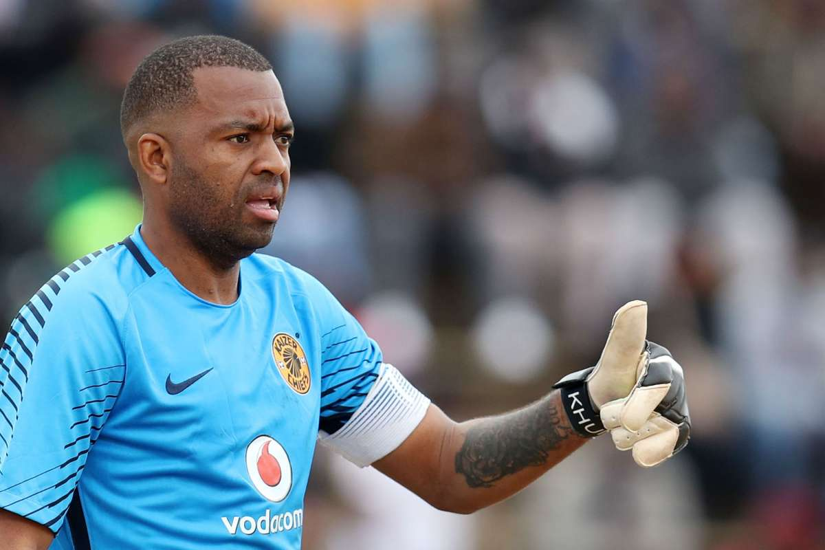 Khune and trio set for Kaizer Chiefs Exit
